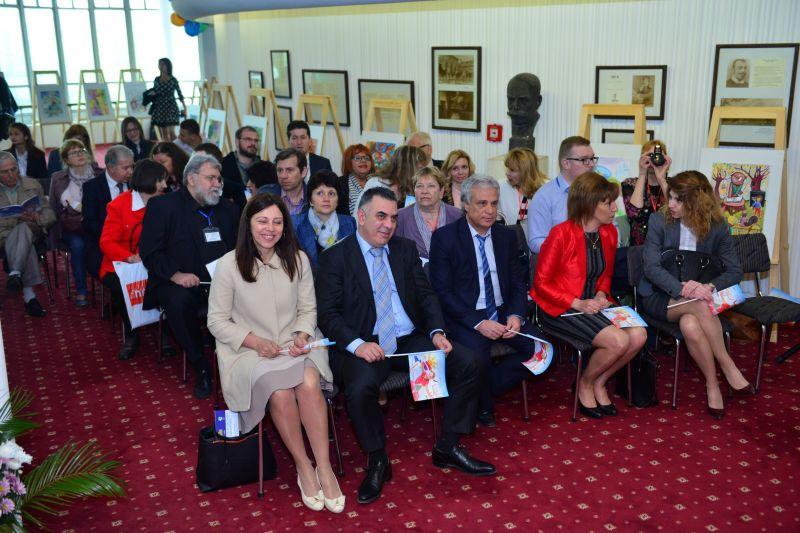 Кметът на Сливен откри XIX Национален фестивал на детската книга