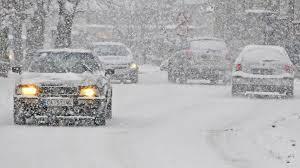 Община Сливен получи щормово предупреждение за нахлуване на студен въздух и снеговалежи