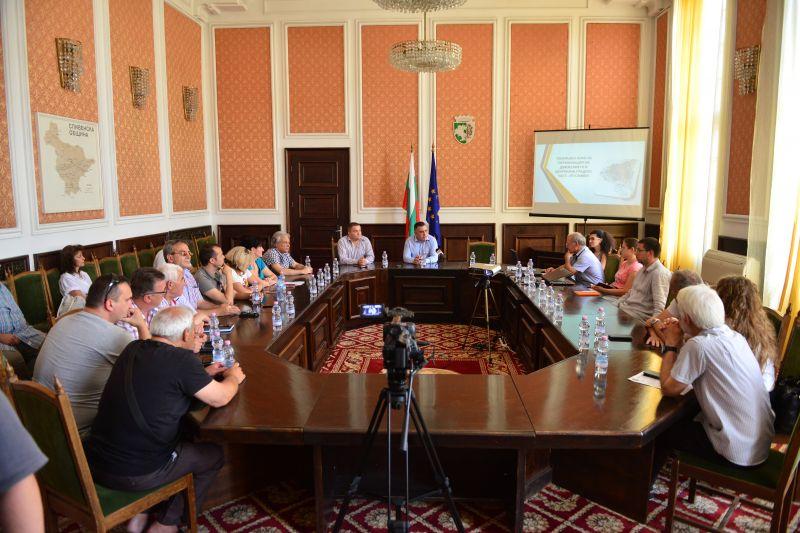 Сливен за първи път ще има генерален план за организация на движението в града