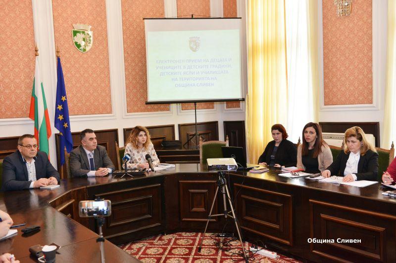 Пепа Чиликова: Условията във всички детски и учебни заведения в Сливен са равностойни