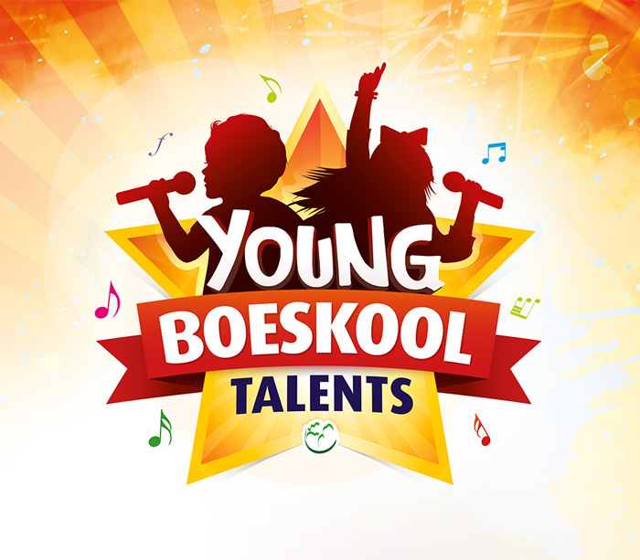 Logo Boeskool is Los - Young Boeskool Talents