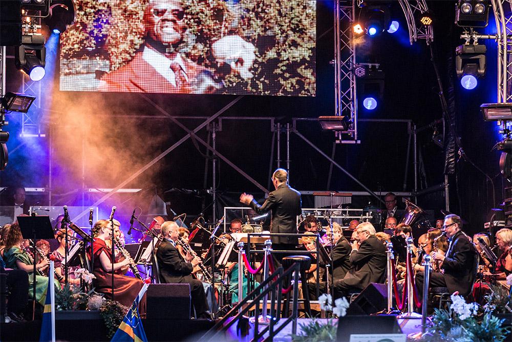 Oldenzaal - Boeskool is los, sfeerbeeld Boeskool in Concert