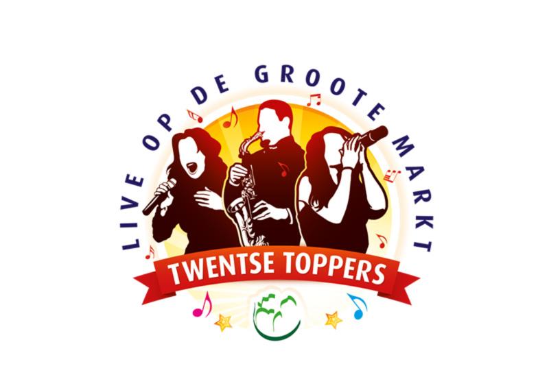 Slize: logo design Boeskool is Los - Twentse Toppers