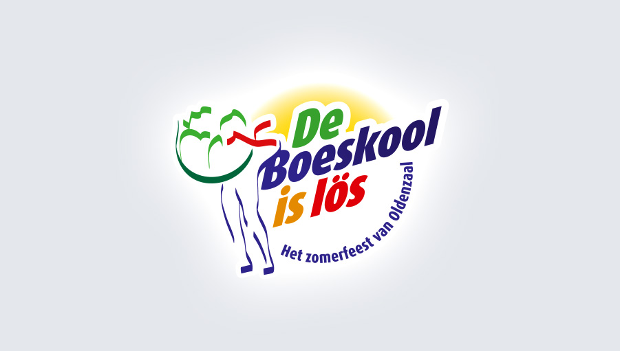 Logo Boeskool is Los Oldenzaal