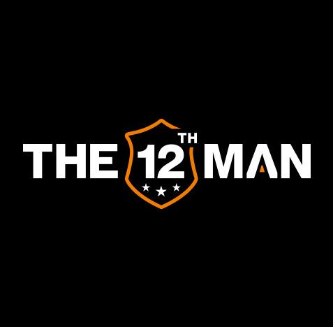 logo designs - deel 2 - The 12th man logotype