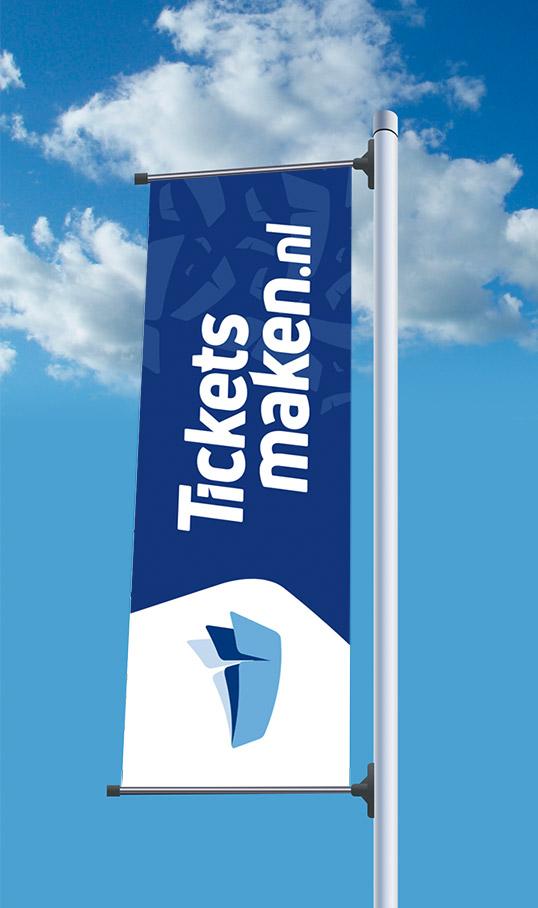 Drukwerk Oldenzaal | Vlagbedrukking, banner vlag, banier