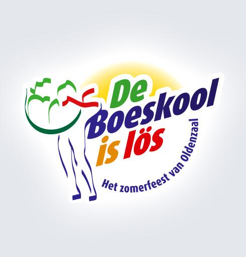 Logo Boeskool is Los Oldenzaal