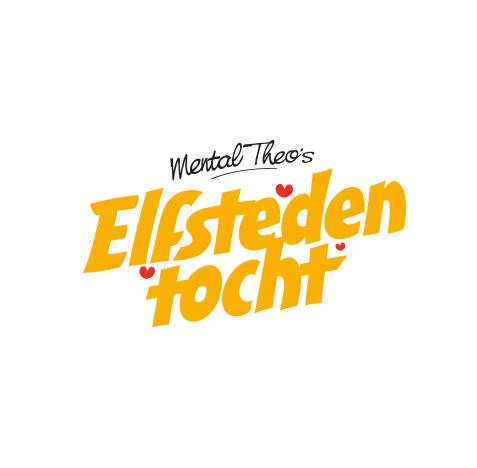 Logo creatie Menthal Theo's Elfstedentocht - Logo ontwerp door Slize Oldenzaal
