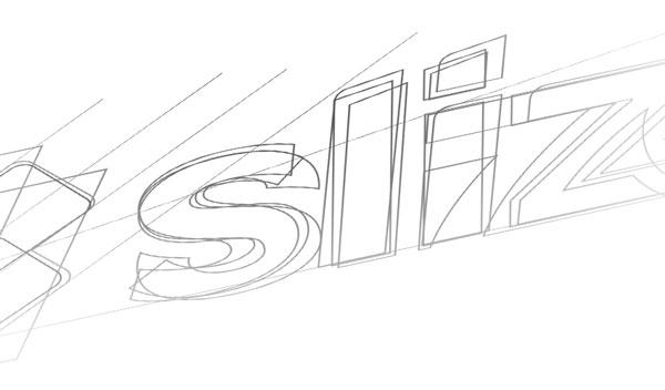 logo creatie deel 5 - Slize logo schets image