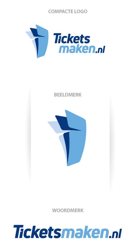 Logo designs | Project Ticketsmaken.nl Oldenzaal x logo ontwerp, branding & huisstijl