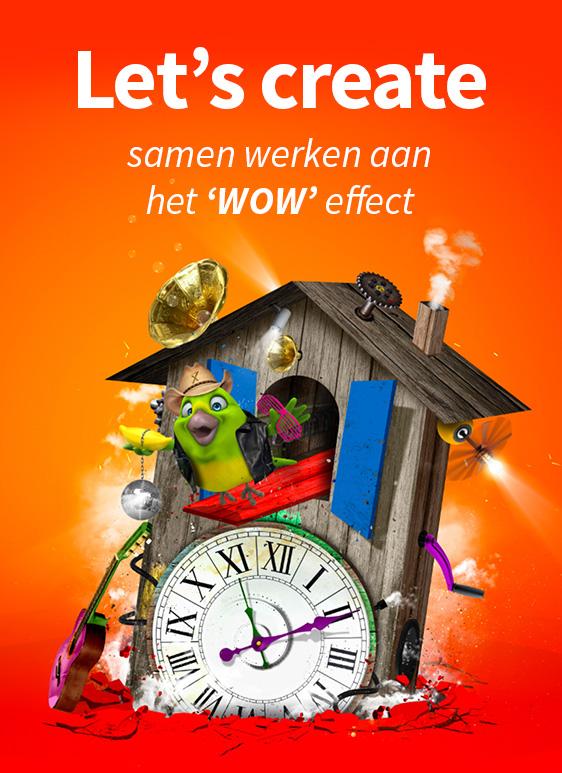 Grafisch ontwerp, creatie & DTP, Maak kennis met Slize in Oldenzaal