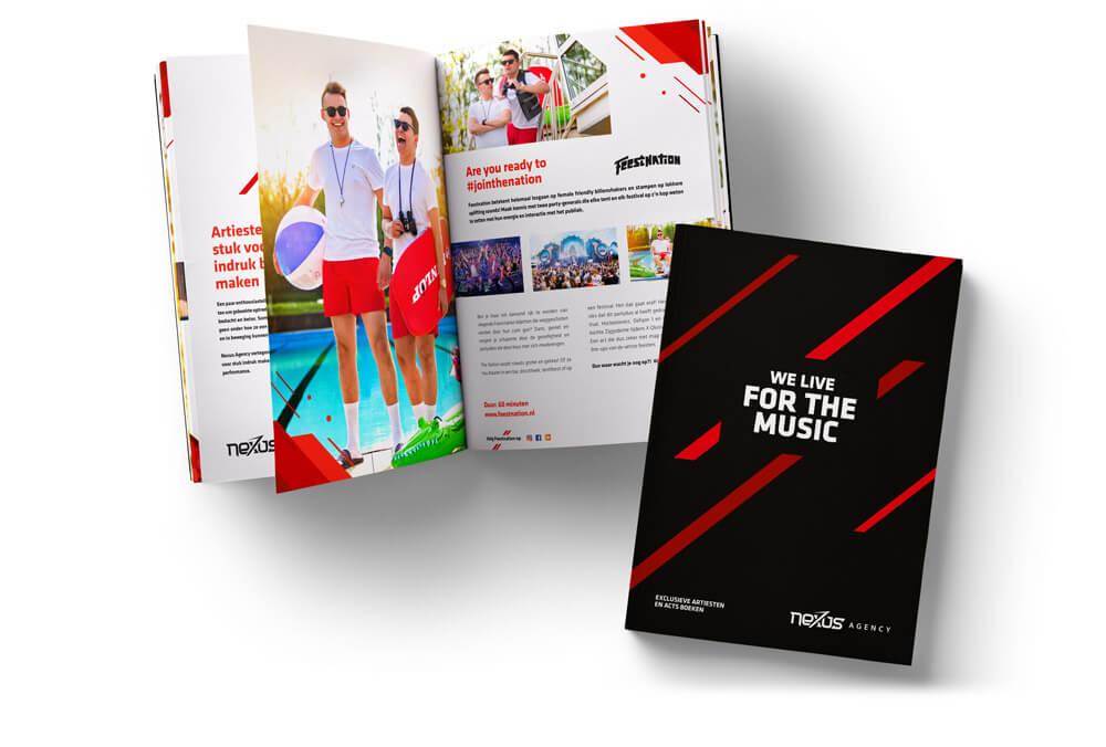 Grafisch ontwerp - reclamebureau Slize in Oldenzaal