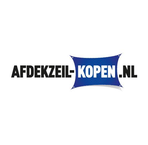 Afdekzeil kopen online website, logo maken | logofolio 5