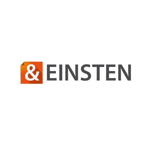 logo ontwerp | Logofolio deel 5 x Einsten