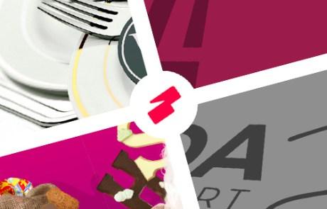 Grafisch creaties Oktober - reclamebureau Slize Oldenzaal