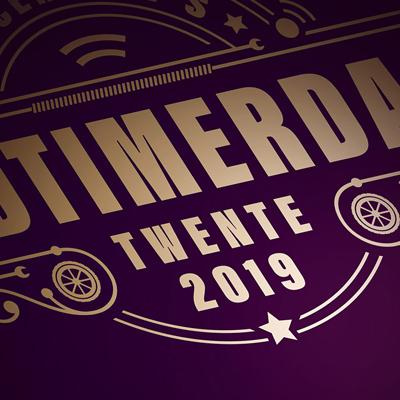 Oldtimerdag Twente - Retro & vintage logo ontwerp / logo design