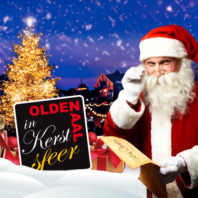 Mediaplaatsingen en promotie campagne Oldenzaal in Kerstsfeer 2019
