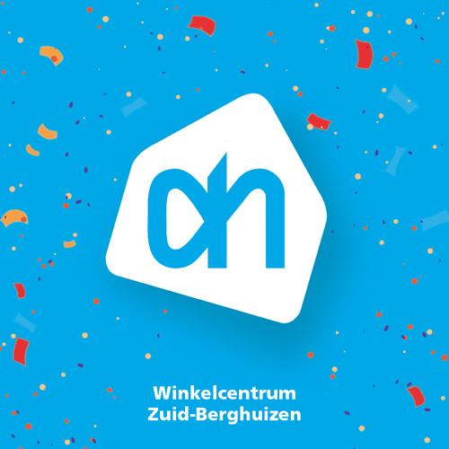 albert heijn zuid berghuizen - social media carnavals uiting