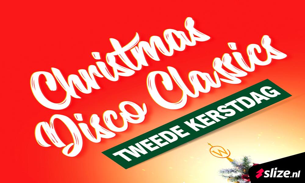 Event logo ontwerpen voor Christmas Disco Classics in Denekamp