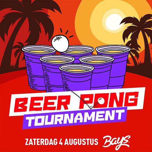 disco bays reutum - beer pong social media post