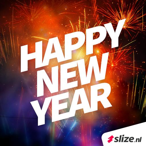 Happy new year 2019 - 2020 - digitale nieuwjaarswens 2020