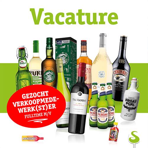 Porfolio social media vormgeving Oldenzaal | Vacature Slijterij Wijnhandel De Smorre