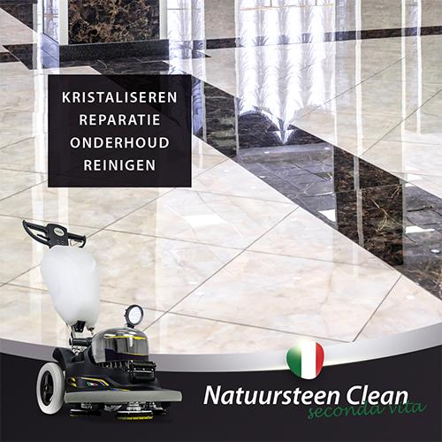 Social media afbeelding maken | Natuursteen clean Oldenzaal