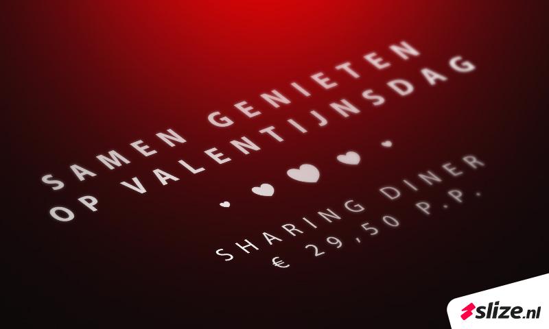 Samen genieten op valentijnsdag, valentijn 2020 content
