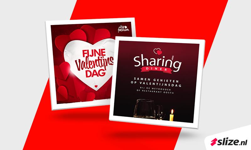Valentijn afbeeldingen maken, content creaties voor valentijnsdag