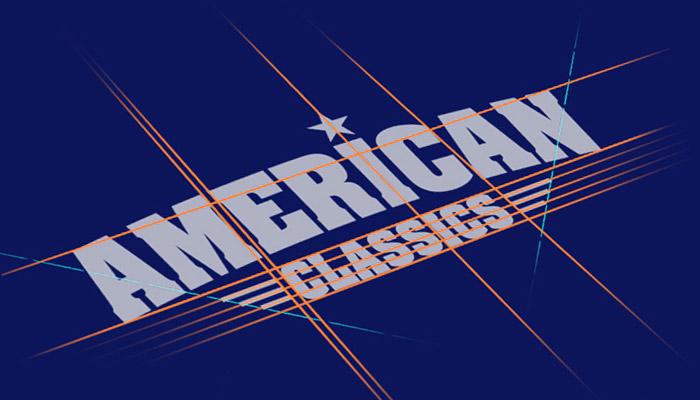Project American Classics Oldenzaal, logo ontwerp maken