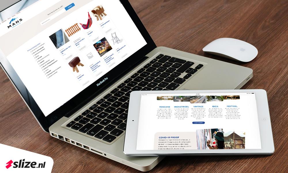 Webdesign Oldenzaal - Responsive website en webshop maken