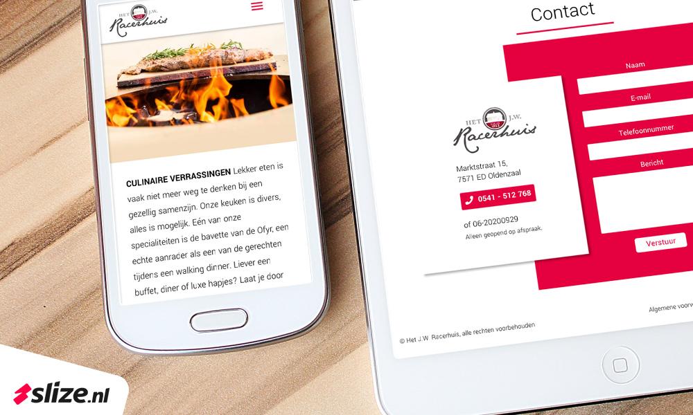Responsive webdesign - Website laten maken Oldenzaal