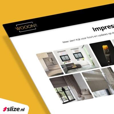 Slize.nl - Webdesign Oldenzaal x De Lutte