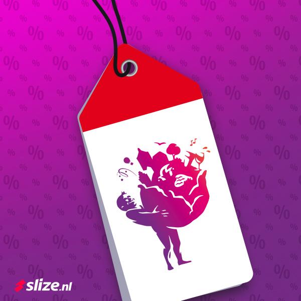 Korte video maken, social media design van Slize - Promo OldenSale in Oldenzaal de Glimlach van Twente