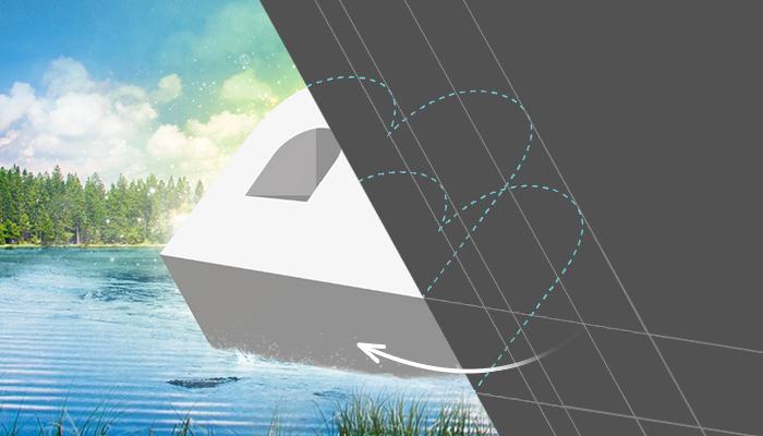 Een illustratie maken - Grafisch ontwerp van Slize Oldenzaal