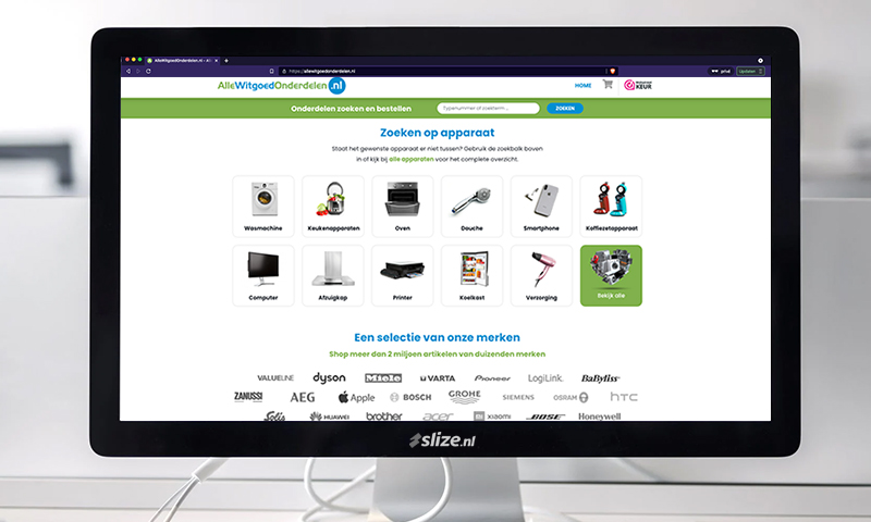 Nieuwe webshop bouwen en ontwerpen