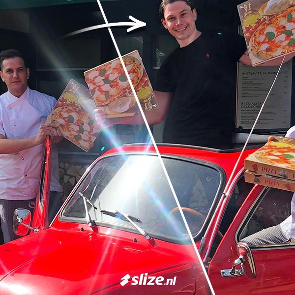 Een foto bewerken in Photoshop - Restaurant Il Municipio Denekamp
