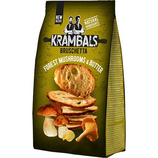 KRAMBALS-Forest Mushrooms&Butter