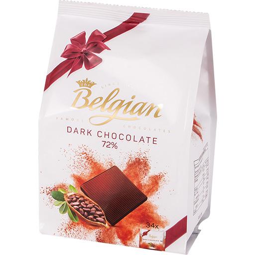 Squares Dark Choco72%-PNG