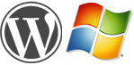 install wordpress on windows