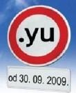 Kraj .yu domenima