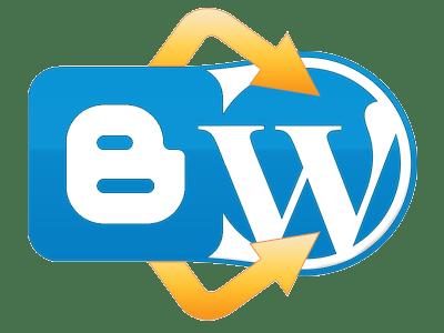Blogger2Wordpress