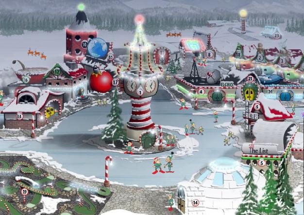 Selo Deda Mraza