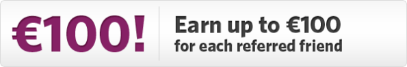 Moneybookers-earn 100 Euro for referral program
