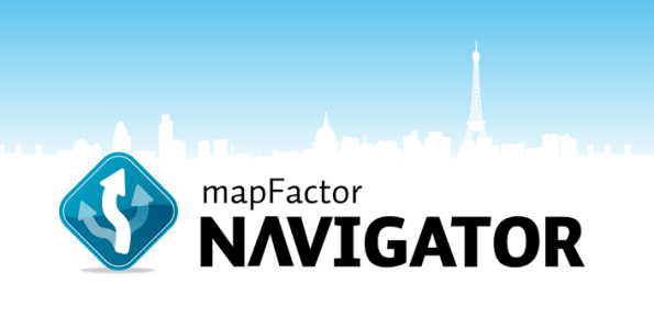 mapfactor navigacija