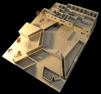 Full Site Model (Top levels removed)