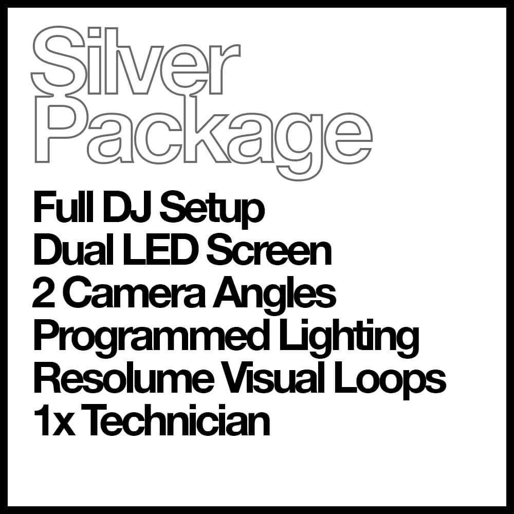 Silver Package Website NP