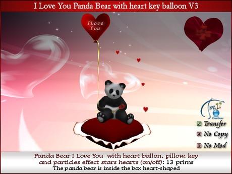 heart balloon pillow key