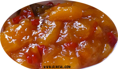 Sri Lankan Mango Chutney (Amba Chutney)