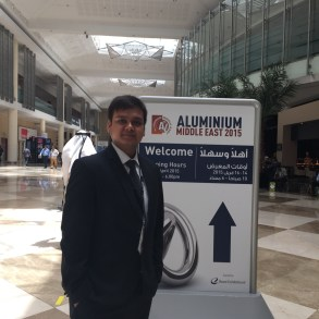 Aluminium 2015 - Middle East